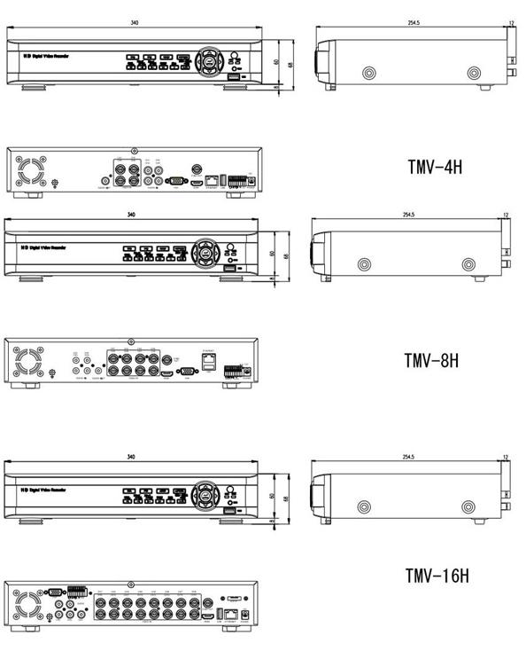 TMV-H外形