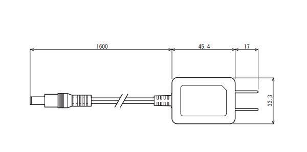 HD2200の付属アダプター