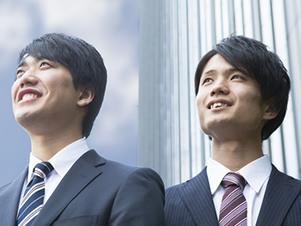 「自社の仕事を通じて社会に貢献すること」 「それを通じて働く人が幸せになること」
